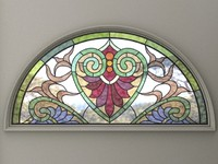 Stained Glass Texture 04