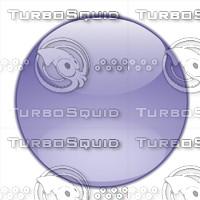 Aqua button, 2200 x 2200