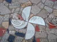 Rock Paving Floor 20090107 036