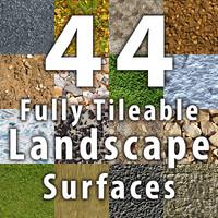 44 Landscape Surfaces
