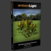 Plant Textures Vol 6 - 24 Various Plants