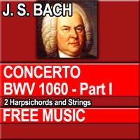J.S. BACH - CONCERTO BWV 1060 - I - Allegro