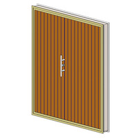 Ext Double-In Aluminum-TimberTG&V-Architrave (NZ)