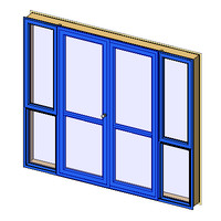 Ext Double-Out-2xAW Aluminium-Architrave (NZ)