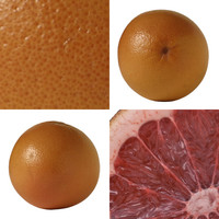 GRAPEFRUIT TEXTURES