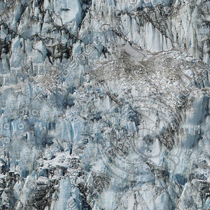 Ice and Snow Tileable Texture