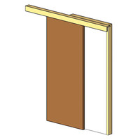 Int Sliding Flush-Exposed-VarFrame (NZ)