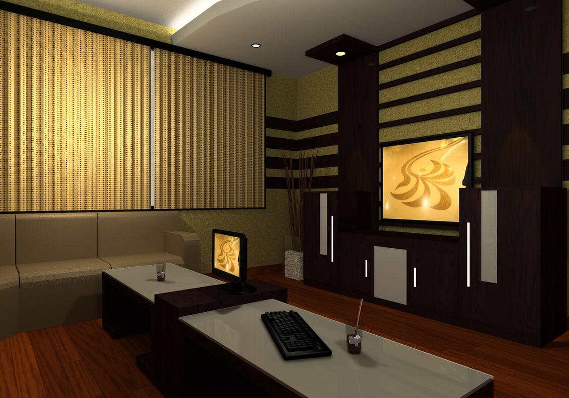 General jpg room home art for Karaoke room design ideas