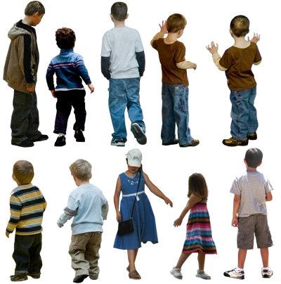 Texture psd Kids People Children
