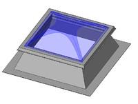 parametric skylight / Lichtkuppel