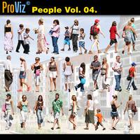 3dRender Pro-Viz People Vol. 04