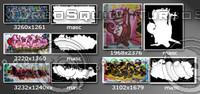 5 Graffiti Collection pack3