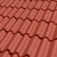Rooftiles Tileable Texture 03