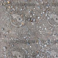 Pebbles in Dirt