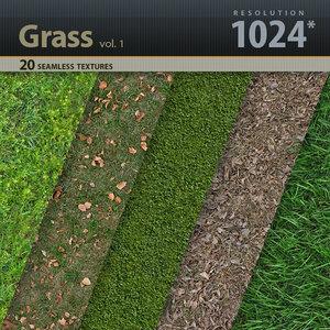 Grass Textures vol.1