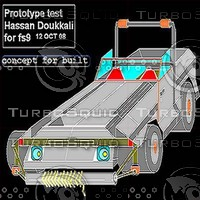 Truck car for builder by Hassan Doukkali.jpg