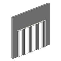 Vertical Blinds-Open
