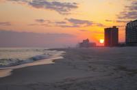 beach paradise sunset.JPG