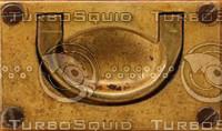 Brass Pull Texture