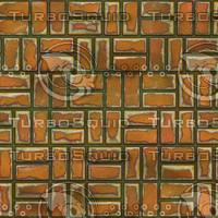 Tiling Bricks, 2048 x 2048