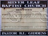 Church Sign Texture