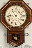 Clock Texture