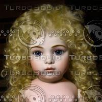 Doll Head Texture