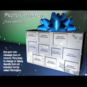Holiday Christmas eCard