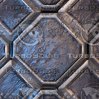 floor_metal-oktagons-one