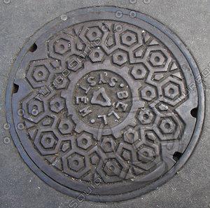 Sewer Lid 01