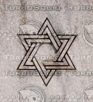Star of David Texture
