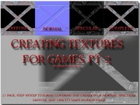 creating textures for games part-2