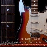 Electric Guitar Texture Pack