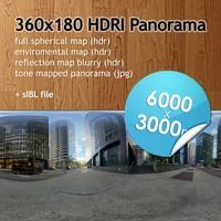 Hi Res Spherical HDRI map [P021] [6000x3000px]