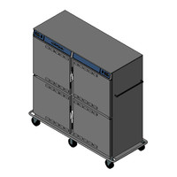 Alto-Shaam 1000-BQ2-192 Banquet Cart