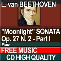 "L. van BEETHOVEN - ""Moonlight"