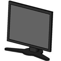 Computer LCD screen VP211b (NZ)