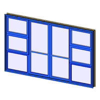 Ext RS3113-AW2-RS2-AW2 Aluminum-Architrave (NZ)
