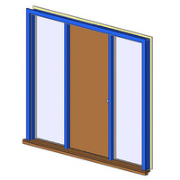 Ext Single-In Timber-Flush-Sidelights2 (NZ)