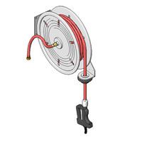 Fisher Hose Reel S29610