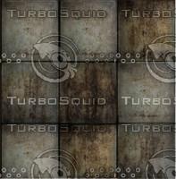 Grunge Tile Texture