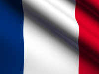 France Animated Flag