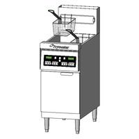 Frymaster Fryer H55C-SC