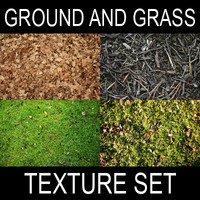 GRASS and GROUND TEXTURES