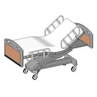 Hospital Bed1-Up