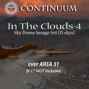 In The Clouds - 4 Over Area 51