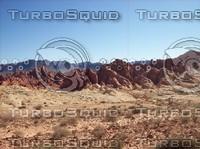 Las Vegas Desert Red Rock Cluster 4.jpg