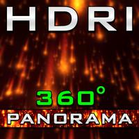 HDRI Panorama - Meteorama