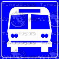 Metro Bus Sign