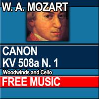 W.A. MOZART - CANON KV 508a N.1